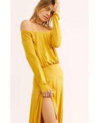 Free People - Jupiter Maxi Dress By Fp Beach - Lyst