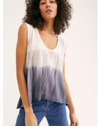 Free People - We The Free Paradise Tee - Lyst