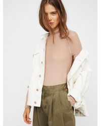 Free People - So-soft Turtleneck - Lyst