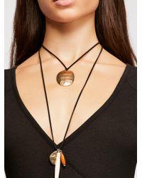 Free People - Tivoli Pendant Necklace - Lyst