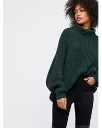 Free People - Swim Too Deep Pullover - Lyst