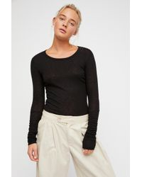Free People - Boundary Layering Top By Intimately - Lyst