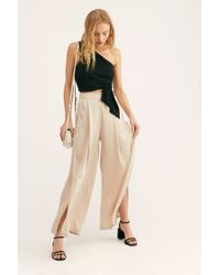 Free People - Day By Day Trousers - Lyst