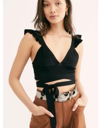 Free People - Toss Up Sweater Brami By Intimately - Lyst