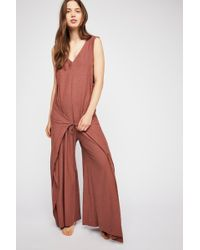 6ff1f010181 Free People - Numero Uno One Piece By Fp Beach - Lyst