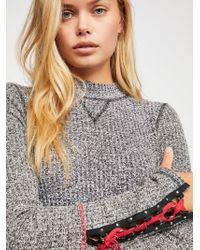 Free People - Mountaineer Cuff Top - Lyst