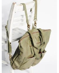 Free People - Calista Convertible Backpack - Lyst