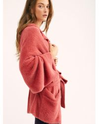 Free People - Fp One Jackson Wrap Sweater - Lyst