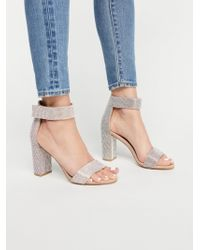 Free People - Sparkle And Shine Heel - Lyst