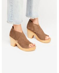 Free People - Parker Clog - Lyst