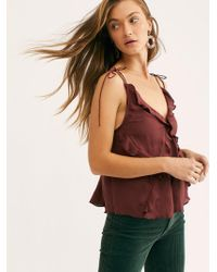 Free People - Could Be Cami - Lyst