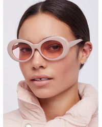 Free People - Supernova Sunglasses - Lyst