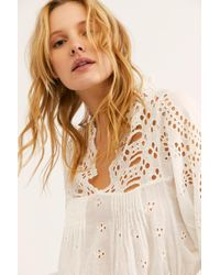 Free People - Fp One Clare Dolman Top - Lyst