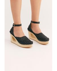Free People - Teagan Huarache Clog By Fp Collection - Lyst