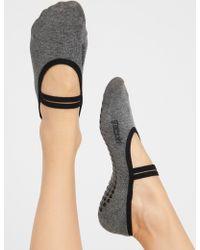 Free People - Ballet Barre Yoga Sock - Lyst