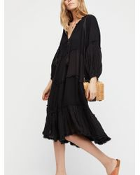 Free People - In The Moment Dress By Endless Summer - Lyst