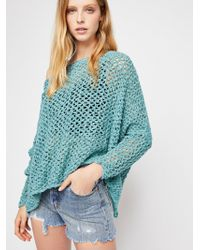 Free People - Fp One Tape Yarn Sweater - Lyst