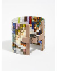 Free People - Handwoven Fiji Bracelet By Julie Rofman - Lyst