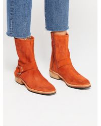 Free People - Vienna Ankle Boot - Lyst