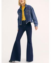 Free People - Just Float On Flare Jeans By We The Free - Lyst