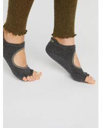 Free People - Namaste Core Ballerina Sock - Lyst