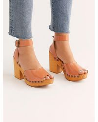 Free People - Pasadena Clog By Fp Collection - Lyst