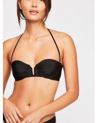 Free People - Second Skins Convertible Strapless Bra - Lyst