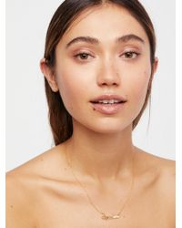 Free People | Star Sign Necklace | Lyst