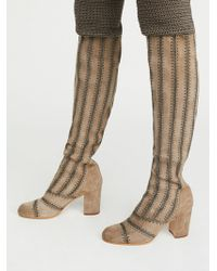Free People - Elise Over-the-knee Boot - Lyst