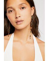 Free People - Eclipse Asymmetrical Earrings - Lyst