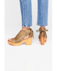 Free People - Revolver Clog - Lyst