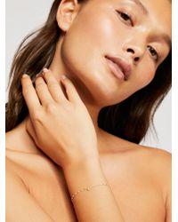 Free People - Tai Delicate Layering Bracelet - Lyst