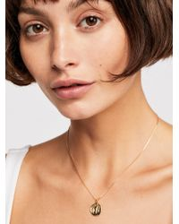 Free People - The Fortune Necklace - Lyst