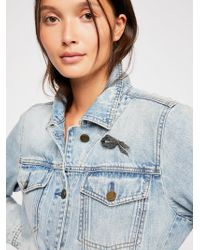 Free People - Bow Lapel Pin - Lyst