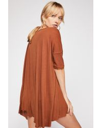 Free People - Rachie Tunic - Lyst