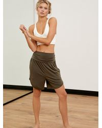 Free People - Rebound Short By Fp Movement - Lyst