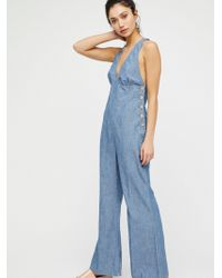 Free People - Dance All Night One-piece - Lyst