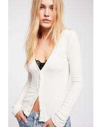 Free People - We The Free Call Me Cardi - Lyst