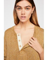 Free People - Sleep To Dream Pullover - Lyst