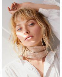Free People - Follow Suit Menswear Tie - Lyst