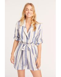 7659929a9e7 Free People - Imperial Romper By Jen s Pirate Booty - Lyst