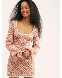 Free People - Palm Springs Dress By Alice Mccall - Lyst