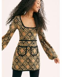 Free People - Palm Springs Dress - Lyst
