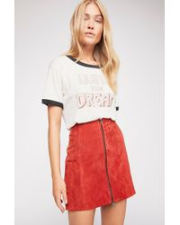 Free People - Living The Dream Tee - Lyst