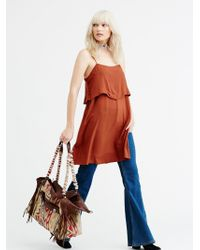 Free People - Will Yoga Travel Bag - Lyst