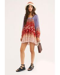 273564503d3 Free People Arianna Tunic in Black - Lyst