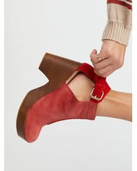 Free People - Amber Orchard Clog - Lyst