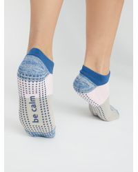 Free People - Say What Grip Sock - Lyst
