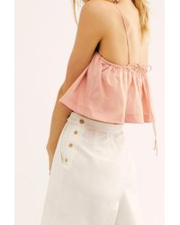 Free People - Procida Shorts By Endless Summer - Lyst