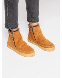 Free People - Walkabout Ankle Boot By Laidback London - Lyst